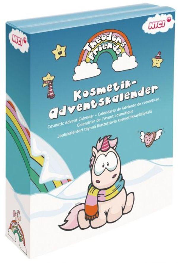 NICI - Adventskalender 2018 - Einhorn Theodor