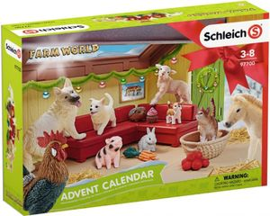 Schleich Farm World 97700 - Adventskalender 2018