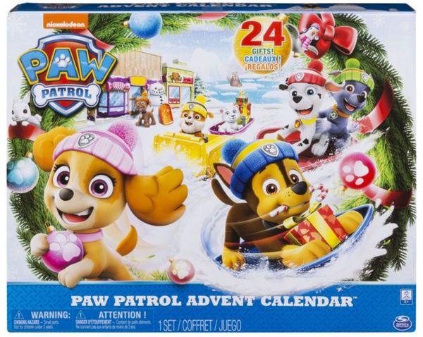Paw Patrol Adventskalender 2018 von Rofu ansehen!