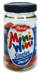 Polly - Frankfurter - Mini Wini Singles - als  Dragees