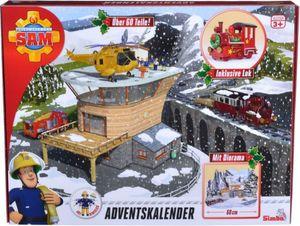 Simba - Feuerwehrmann Sam - Adventskalender 2018