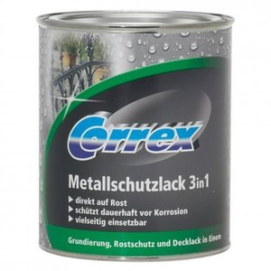 Correx Metallschutzlack