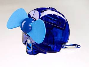 Hand-Ventilator mit Sprühfunktion Westfalia