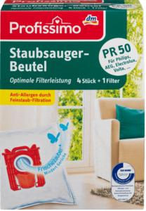 Profissimo Staubsaugerbeutel PR50