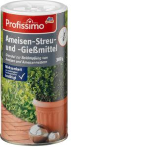 Profissimo Ameisen-Streu- und -Gießmittel