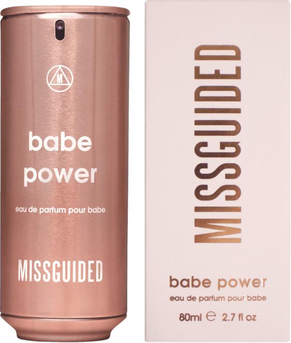 MISSGUIDED Eau de Parfum Babe Power