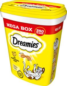 Dreamies Snack für Katzen, mit Käse