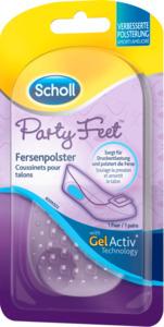Scholl Gelpads Activ Party Feet Fersenpolster