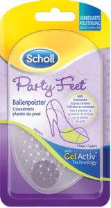 Scholl Gelpads Gel Activ Party Feet Ballenpolster