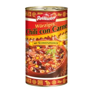 POTTKIEKER     Chili con Carne