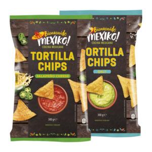 BIENVENIDO MEXIKO     Tortilla Chips