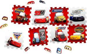 Puzzlematte Disney Cars