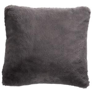 Zierkissen Soft Mink (45x45, grau)