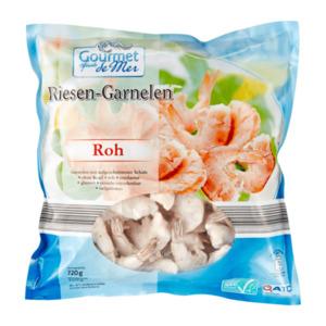 GOURMET FRUITS DE MER     Riesen-Garnelen