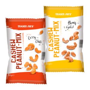 TRADER JOE'S     Cashew Peanut-Mix