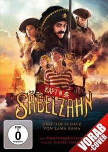DVD Käpt´n Säbelzahn und der Schatz von Lama Rama