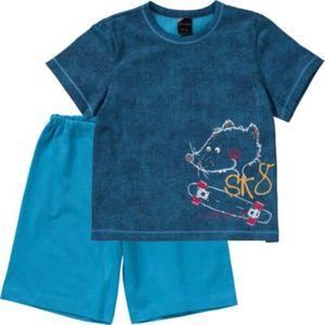 Schlafanzug Gr. 116 Jungen Kinder