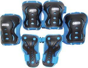 Protektoren, blau Gr. 140-160