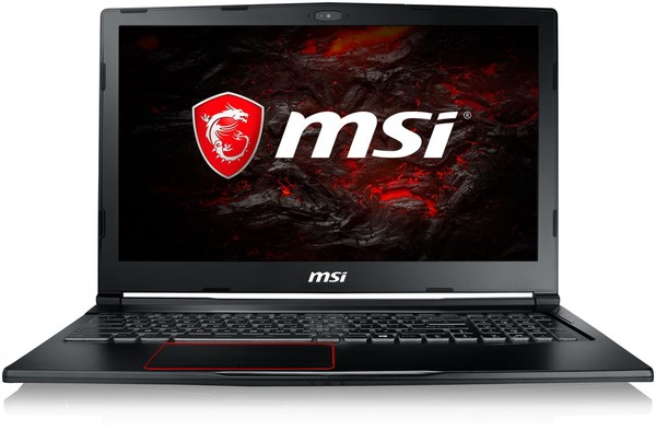 MSI GE63VR 7RE-036DE Raider 39,6 cm (15,6´´) Gaming Notebook schwarz