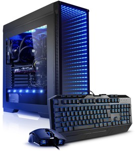 Centurion Gamescom Edition 2018 Gaming PC schwarz