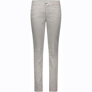 Mac Damen Jeans, Feminine Fit, aluminium, 42/L32