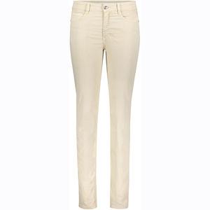 Mac Damen Jeans, Feminine Fit, beige, 38/L32