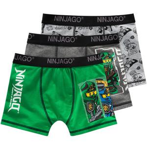 3 LEGO Ninjago Boxer