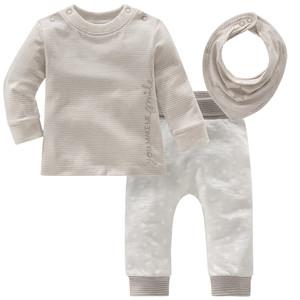 Newborn Shirt, Hose und Bandana
