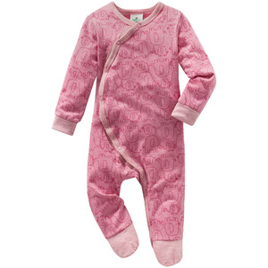 Newborn Schlafanzug mit Druckknopfleiste