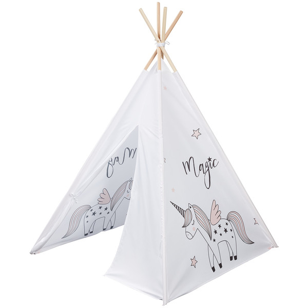 tipi spielzelt f r das kinderzimmer von ernstings family ansehen. Black Bedroom Furniture Sets. Home Design Ideas