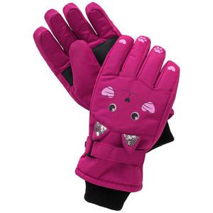 Mädchen Handschuhe im Katzendesign
