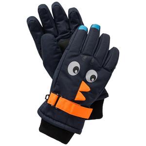 Jungen Handschuhe im Dinodesign