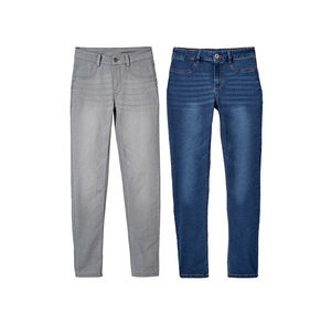 Laura Torelli Classic Damen-Jeans in verschiedenen Farben
