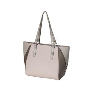 Damen-Handtasche mit Zier-Reißverschlüssen