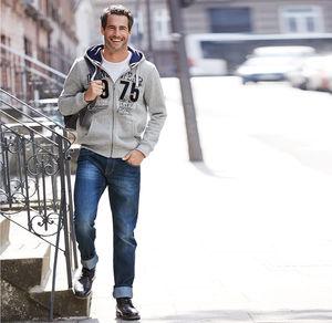 Reward classic Herren-Jeans mit moderner Waschung