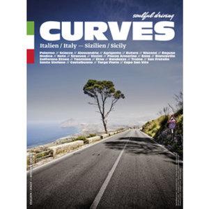 CURVES Italien - Sizilien        258 Seiten