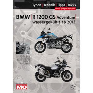 BMW Handbuch R 1200 GS LC        Fahren, pflegen, reparieren