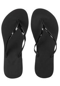 Rusty Thong Shimmy - Sandalen für Damen - Schwarz