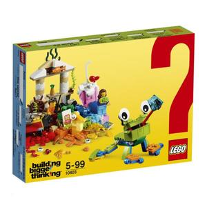 LEGO® Classic 10403 - Spass in der Welt, Bausatz, Kreatives Spielen