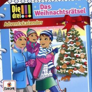 Die drei !!! Das Weihnachtsrätsel
