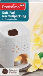Profissimo Duft-Pads 3 Stück Creamy Vanilla