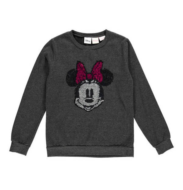 manguun teens Sweatshirt, Wendepailletten, Disney Minnie ...