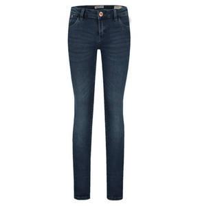 """GARCIA             Jeans, """"Sara Superslim"""", dark used, Super Slim Fit,  verstellbarer Innenbund, für Girls"""