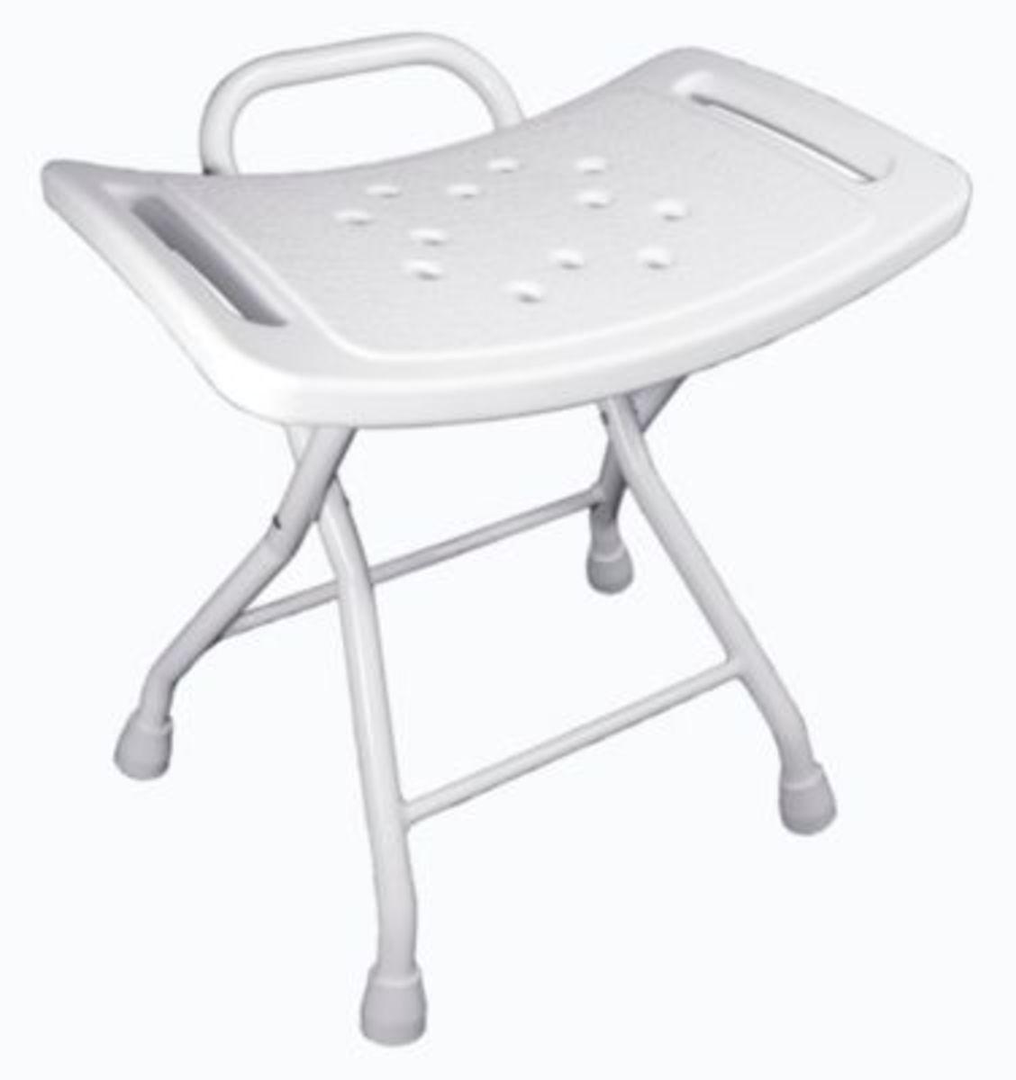 Bild 1 von Badehocker aus Aluminium