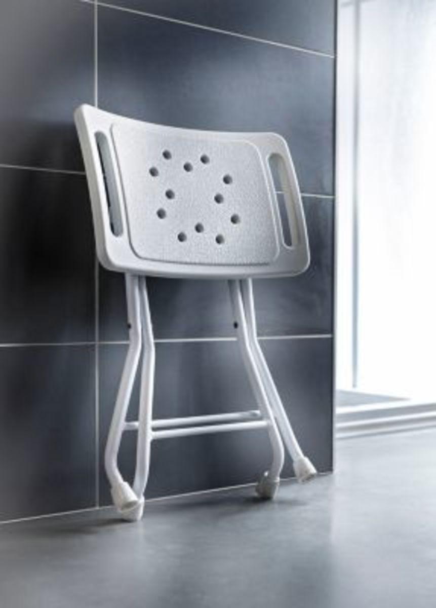 Bild 3 von Badehocker aus Aluminium
