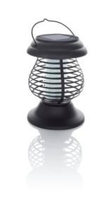 "Solar-Lampe ""Flame"" 2in1"