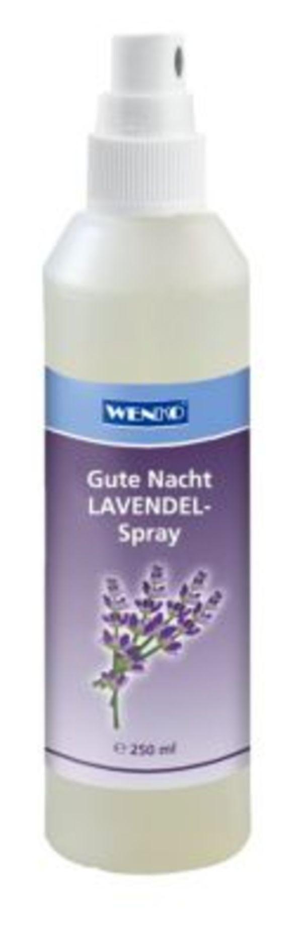Gute Nacht Lavendel Set