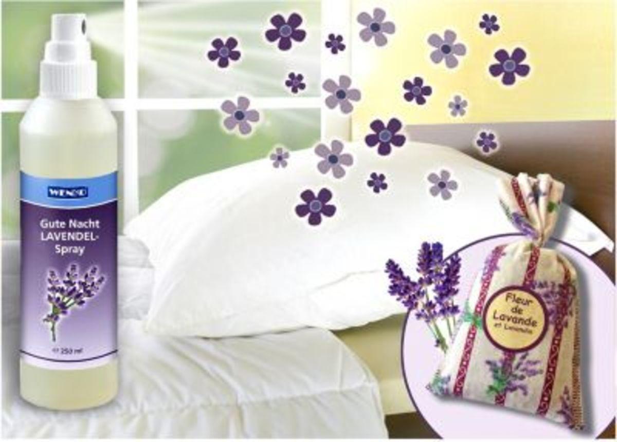 Bild 2 von Gute Nacht Lavendel Set