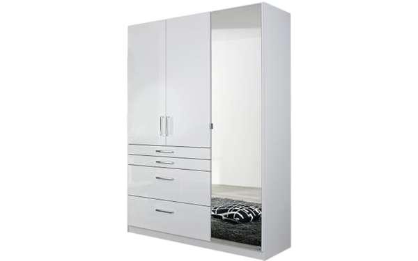 HARDi - Kleiderschrank Homburg in weiß