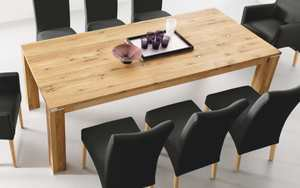 musterring wohnwand q media wildeiche furniert von hardeck. Black Bedroom Furniture Sets. Home Design Ideas
